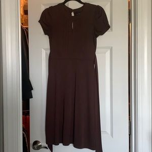 Brown Limited dress